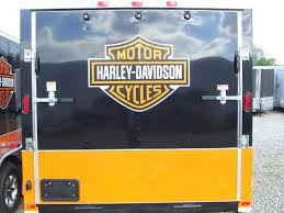 home depot black friday harley davidson motorcycle diamond cargo 7x12 tvrh harley enclosed cargo trailer southern