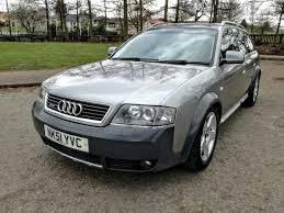 2002 audi a6 allroad 2 5 tdi quattro full mot 6 speed manual