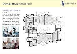 leisure village floor plans durrants village the residents u0027 clubhouse brochure ground floor