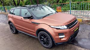 wrapped range rover range rover evoque auto customs