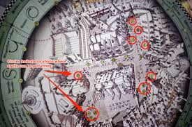 Universal Orlando Maps by Harry Potter Interactive Wand Review Business Insider