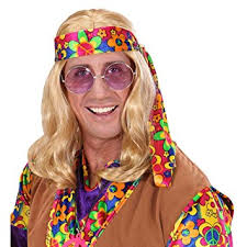 foto hippie figli dei fiori ann礬es 70 hippie perruque perruque de hippie perruque de