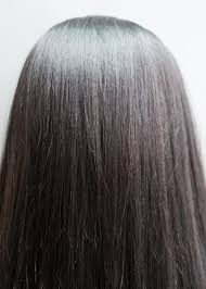 Yaki Clip In Human Hair Extensions by Full Head Set Natural Black Light Yaki Clip Ins Hair Extensions