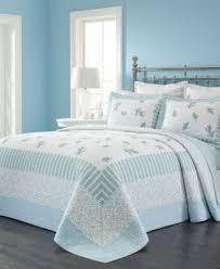 closeout martha stewart collection bellflower bedspreads created