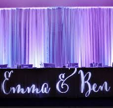 wedding backdrop melbourne white chiffon curtain drape 12 person bridal wedding table backdrop me