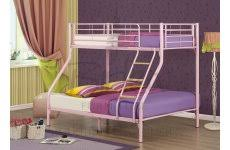 Bunk Beds Metal Bunk Beds Beeston Bed Centre Beds In Nottingham - Double top bunk bed
