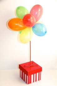 Balloon Diy Decorations Diy Party Decorations Balloon Centrepiece How To Make A Party