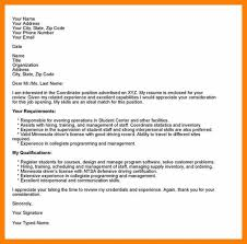 structure of a good cover letter letters structurecover letter