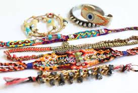 bracelet bead sets images Fall arm festival tips for layering bracelets jpg