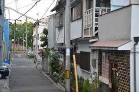 Row House In Sumiyoshi - row house sumiyoshi osaka u2013 tadao ando artisan