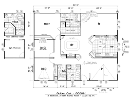 Plans For Houses Floor Plan For Homes With Natural Floor Plans For Oakwood Homes