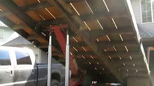 dump truck gmc topkick c7000 diesel 92k youtube