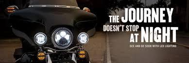 Motorcycle Led Lights Led Brake Head Light Kits Harley Davidson