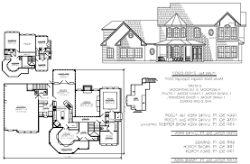 apartments house plans two master suites two master small