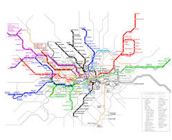 London Canada Map by Maps Of London Detailed Map Of London In English Tourist Map