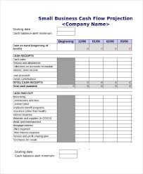 forecast cash flow projection template cash flow projection template excel cash budget template cash