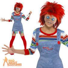 Chucky Costume Halloween Chucky Costume Ebay