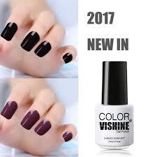 aliexpress com buy 2017 dark color soak off gel nail gel polish