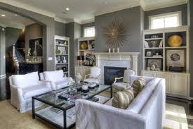 Grey Slipcover Sofa by Gray Slipcovered Sofa Design Ideas