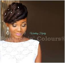wedding canerow hair styles from nigeria nigerian wedding styles elegant hairstyles pinterest bridal