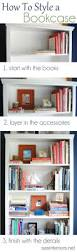 i love ladder bookcases use in dining room or kitchen or