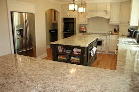 Kitchen Cabinets With Granite Countertops by Kitchen Beautiful Granite Countertop Kitchen Ideas Black