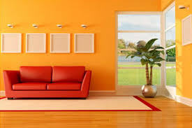 bright colour interior design decorating home with orange colour interior design ideas bright