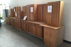 mobile home kitchen cabinet doors for sale used cabinets for less at the habitat for humanity restore