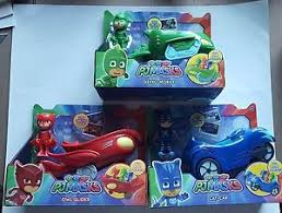 pj masks vehicles gekko mobile owl glider cat car 3 brand