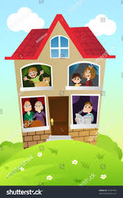 Home Clipart Family At Home Clipart Scottishpolice