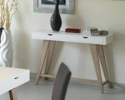 Contemporary Console Table Contemporary Console Table With Drawers Foter