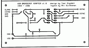 soldering a vga cable throughout vga to av cable wiring diagram