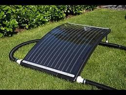 solarkollektoren vergleich schwimmbad solarheizung