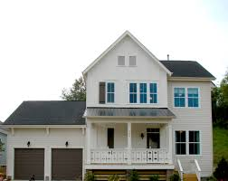 wonderful modern farmhouse plans with two doors garage decals and