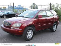 lexus rx300 not starting lexus rx300 year99 red in phnom penh on khmer24 com