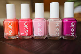 spring nail colors essie top picks michelle got married