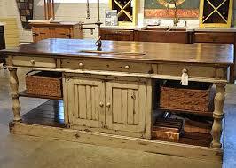 kitchen island farm table farmhouse style kitchen islands meedee designs