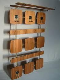 mid century modern hallway coat rack mirror shelf try and build