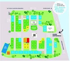Forgotten Shore Map Big4 Anglesea Holiday Park Vic Caravan Accommodation
