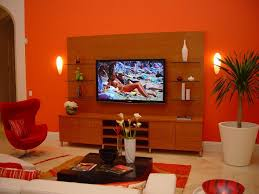 top red accessories for living room home interior design simple