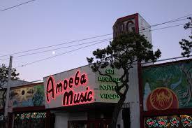 amoeba music lou california