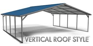 shed style roof vertical roof u2013 eagle carports