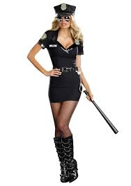 Sweet Fox Halloween Costume Police Officer U0026 Costumes Halloweencostumes