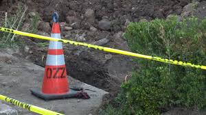 mossy lexus san diego trapped worker rescued from trench fox5sandiego com