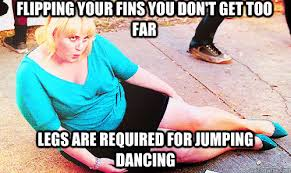 Fat Amy Memes - 15 little mermaid jokes memes that will ruin your childhood fat