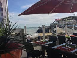 chambres d hotes arromanches hôtel restaurant la marine à arromanches calvados normandie
