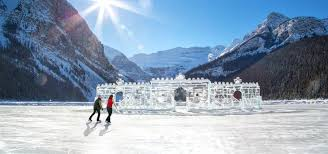 Best Backyard Hockey Rinks 4 Of The 10 Best Outdoor Ice Rinks In The World Are In Canada