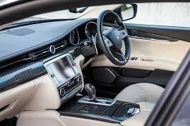 maserati interior 2015 driven maserati quattroporte gts 2015 review