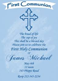 First Communion Invitations Cards First Communion Party Invitations Marialonghi Com