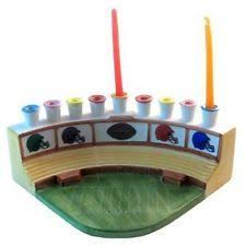 sports menorah 533 best menorah ii images on menorah hannukah and